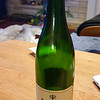 Riesling with dinner