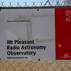 Mt Pleasant Radio Astronomy Observatory