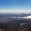 Mt Wellington views