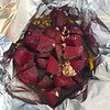 Beetroot on the BBQ