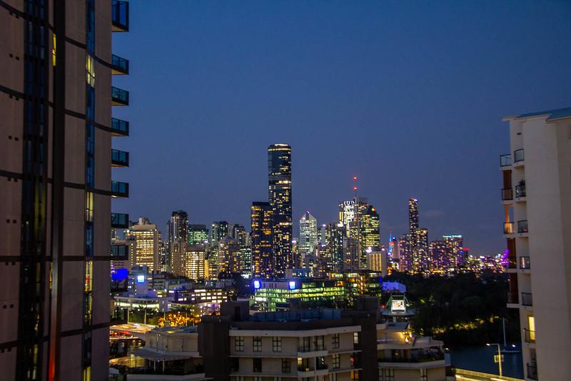 Hillcrest Apartments view