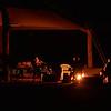 Shearer's Quarters campfire