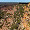 Kalbarri Skywalk views