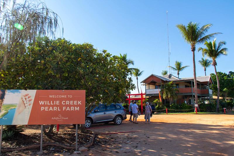 Willie Creek Pearl Farm Tour