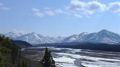 Teklanika River, Denali NP