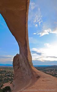 Wilson's Arch, Near Moab, Utah