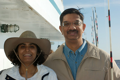 Mr. and Mrs. Joshi