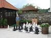 Chess anyone? (Ruze Hotel grounds)