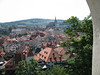 View of the historical Town of Cesky Krumlov