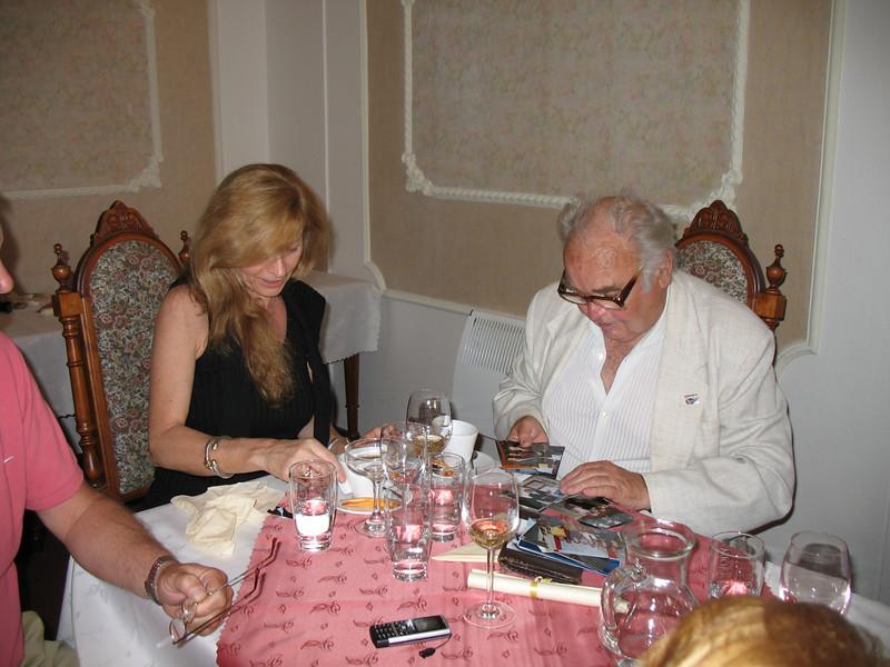 Antonin sharing memorable pictures