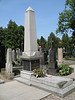 Smetana's Grave at Vysehrad Cemetery