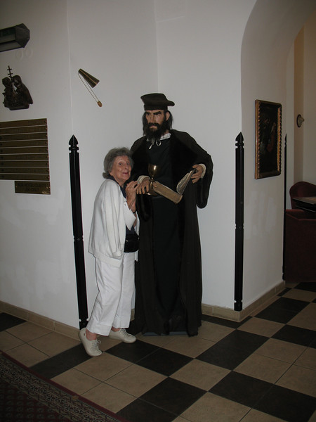Charlotte and the Monk