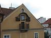 Unusual window and balcony