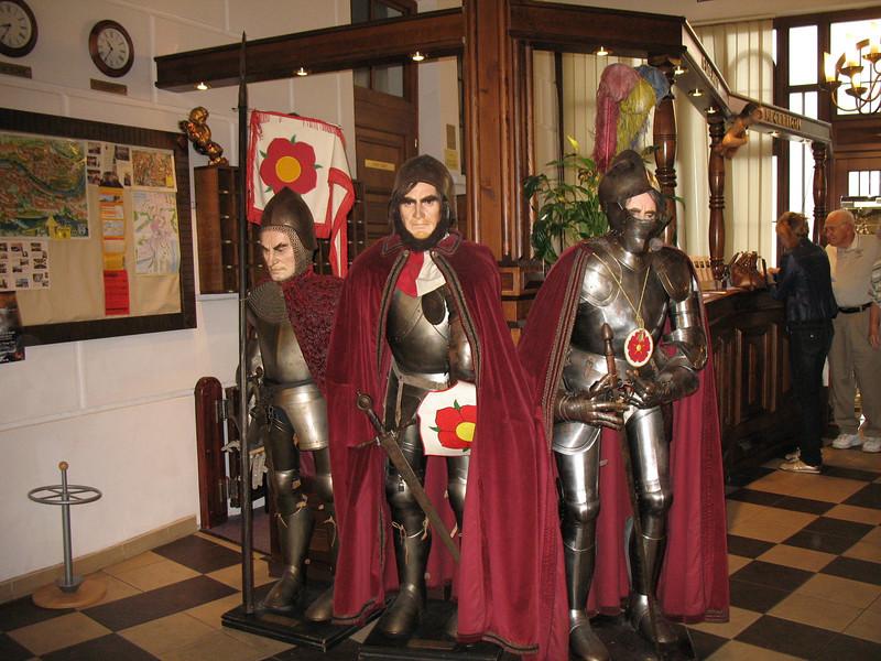 Lobby at the Ruze Hotel