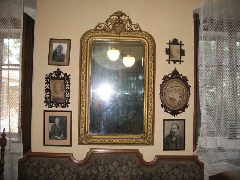 Antonin's memorabilia