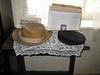 Antonin Dvorak's Hat and Collar