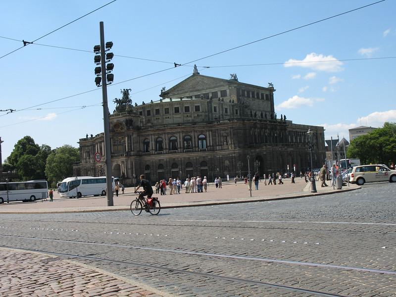 Semper Opera House - Dresden