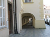 Covered Sidewalk - Prague