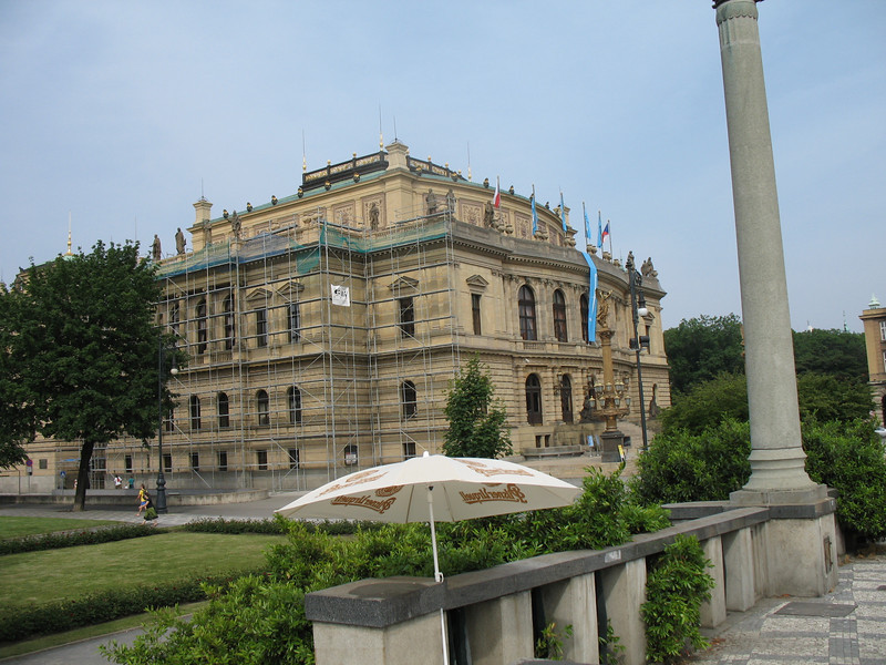 RUDOLFINUM (Dvorak Hall)