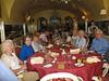 Lunch at the Aquarius Restaurant