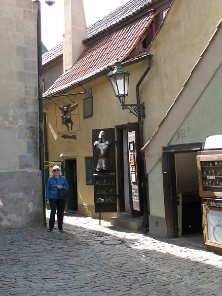 Golden Lane - Prague Castle