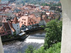 Vltava River - view from the Castle