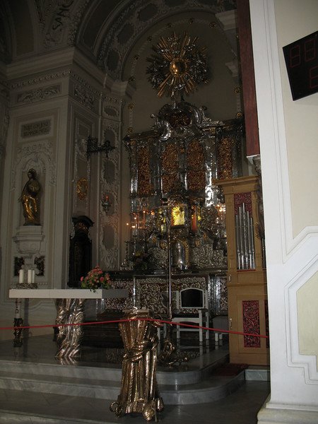 One of the chapels, Sacred Mount