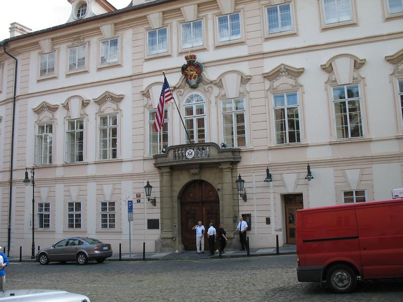 American Embassey