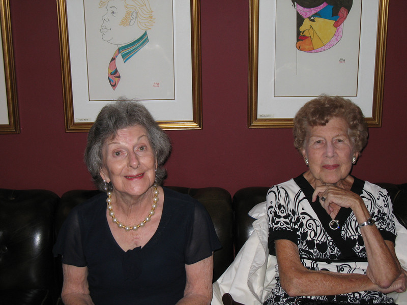 Charlotte and Louise (Hoffmeister Lobby)