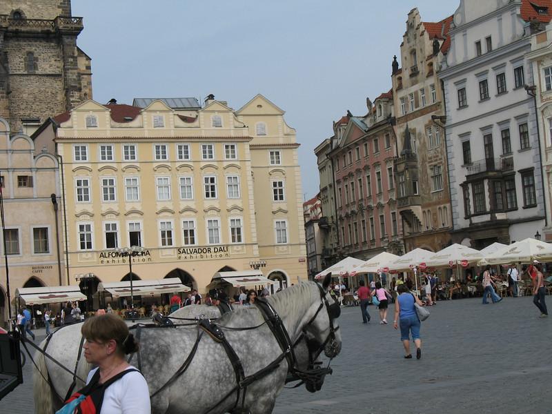 Old Town Square - Prague