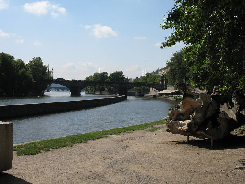 Another view of the locks