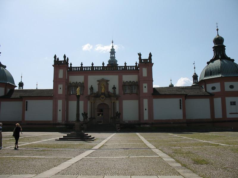Sacred Mount, a Baroque Site of Pilgramage