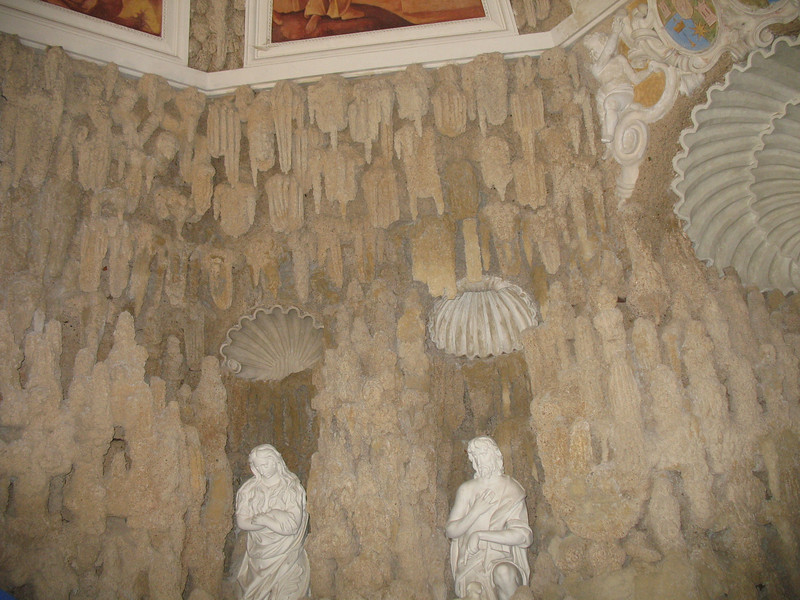View in the Grotto