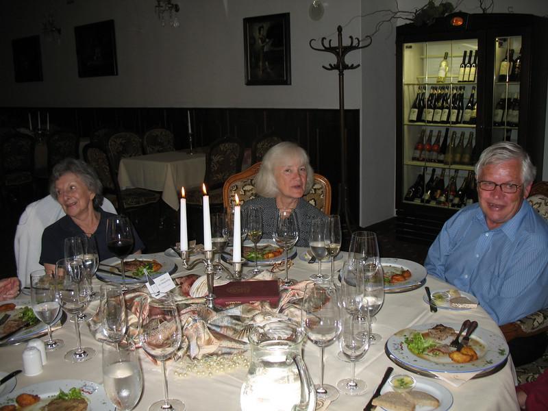 Dinner at the Stekl Restaurant - Hluboka