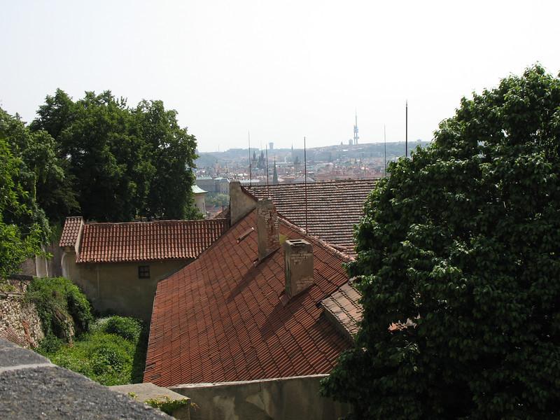 Rooftops - Prague Castle