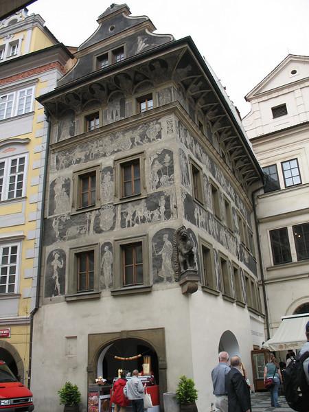 Smetana Museum - Old Town Square
