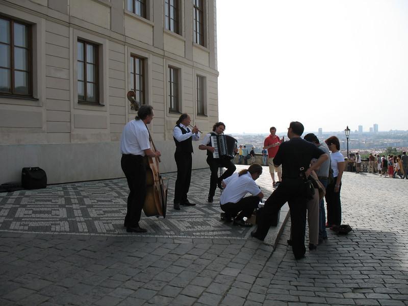 Prague Castle Musicians