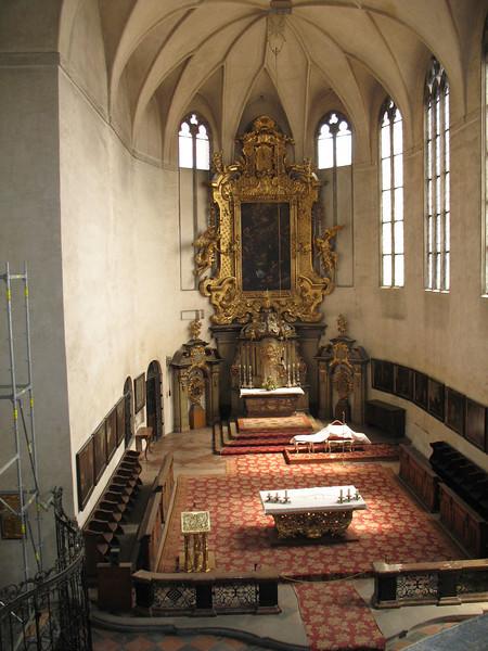 All Saints' Chapel