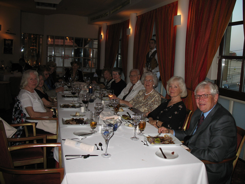The LAST Supper - ADA Restaurant<br /> (June 6, 2008)