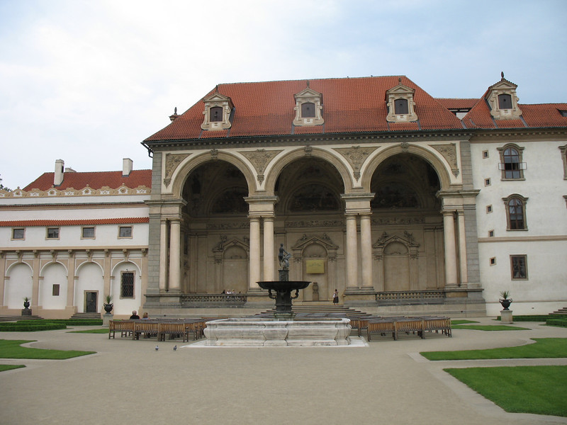The Senate of the Parliament of the Czech Republic