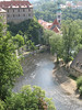 Vltava (Moldau) River - view from the Castle