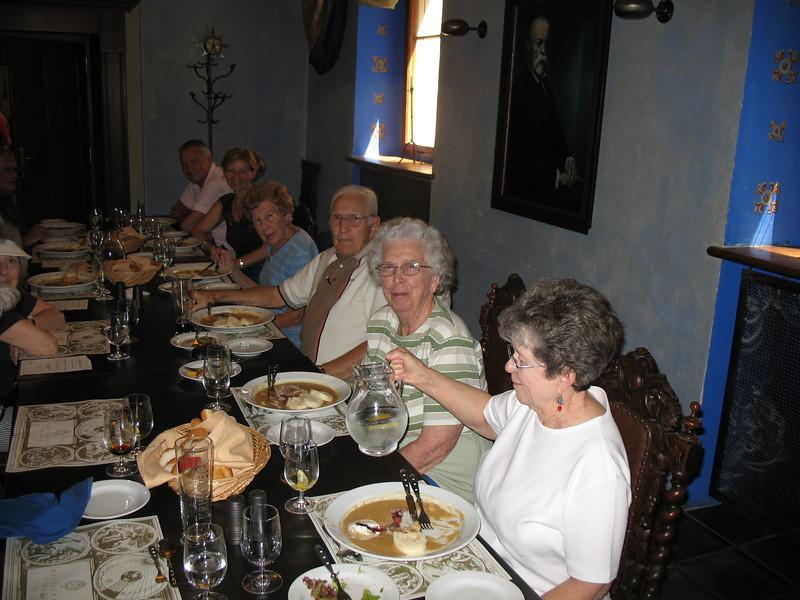 Lunch at Vikaraka Restaurant