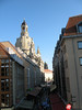 Dome of the Frauenkirche in the distance