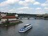 Tour Boat on the Vltava