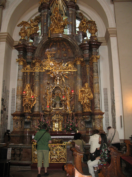 Church of our Lady - Prague