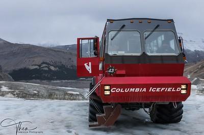 Glacier Jeep