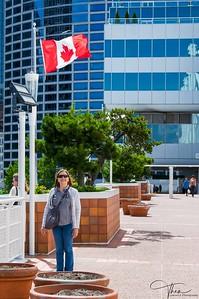 Nancy - Vancouver Harbor