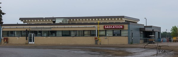 Saskatoon Train Station