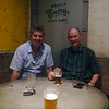 Newstead Brewing - Aaron and Geoff