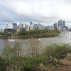 Brisbane CBD from Kangaroo Point